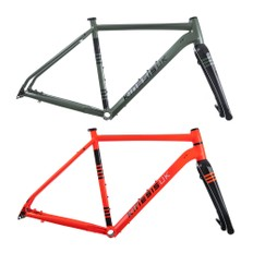 Kinesis Tripster AT Disc Adventure Bike Frameset With Columbus Fork