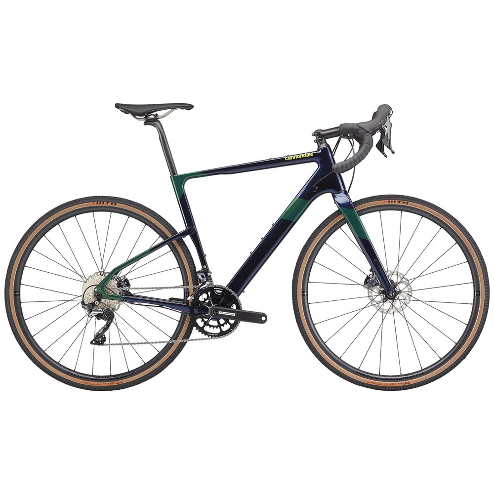 Cannondale Topstone Carbon Ultegra Disc RX Gravel Road Bike 2020