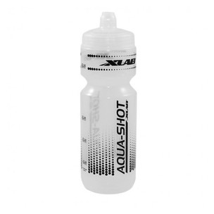 XLab Aqua Shot 25oz Bottle With Clear Cap