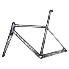 Colnago C64 Brushed Metal Road Disc Fully Integrated Frameset (Sloping)