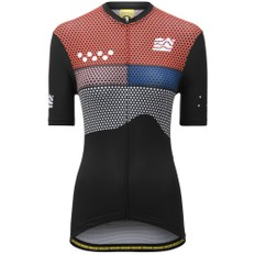 Pedla X Sigma Sports Honeycomb Womens Short Sleeve Jersey