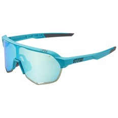 100% S2 Sagan Limited Edition Sunglasses with Blue Topaz Mirror Lens