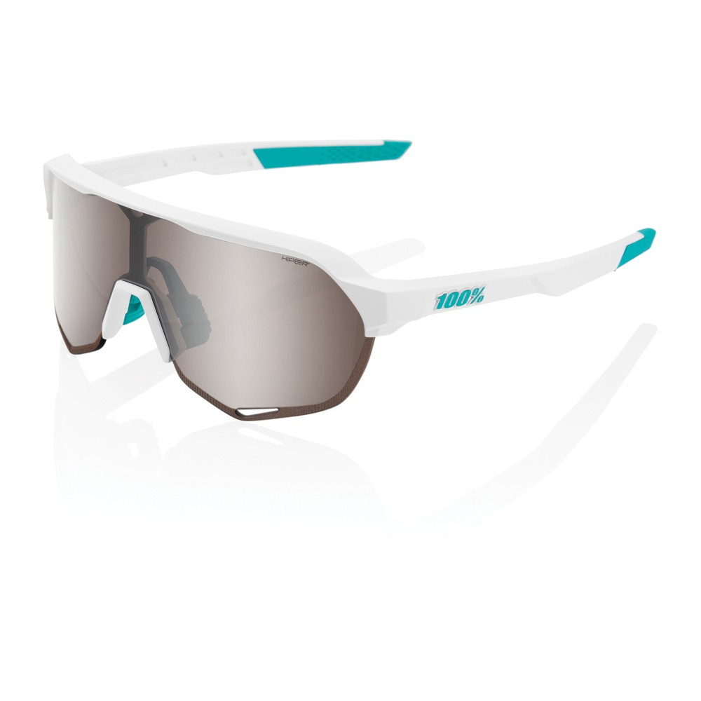100% S2 Bora Hansgrohe Edition Sunglasses With HiPER Silver Mirror Lens
