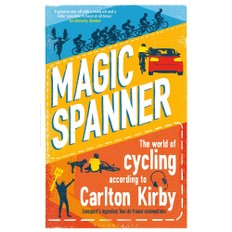 Carlton Kirby Magic Spanner Book