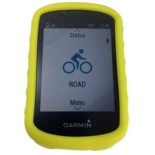 Tuff-Luv Silicone Case And Screen Cover For Garmin Edge 530