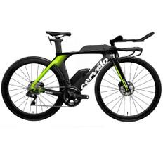 Cervelo Sigma Sports Exclusive P5 Ultegra Di2 Disc TT/Triathlon Bike