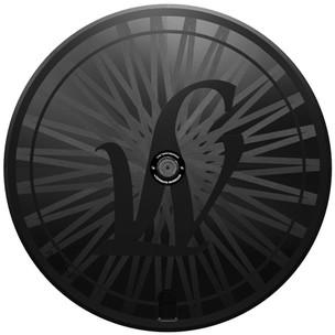 Lightweight Autobahn Schwartz Rear Tubular Disc Wheel