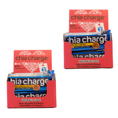 Chia Charge Protein Crispy Bar Box of 10 x 60g