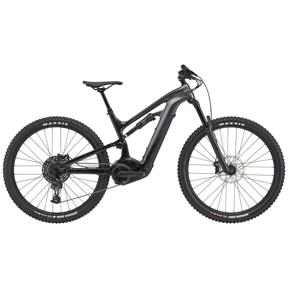 Cannondale Moterra 3 Electric Mountain Bike 2021