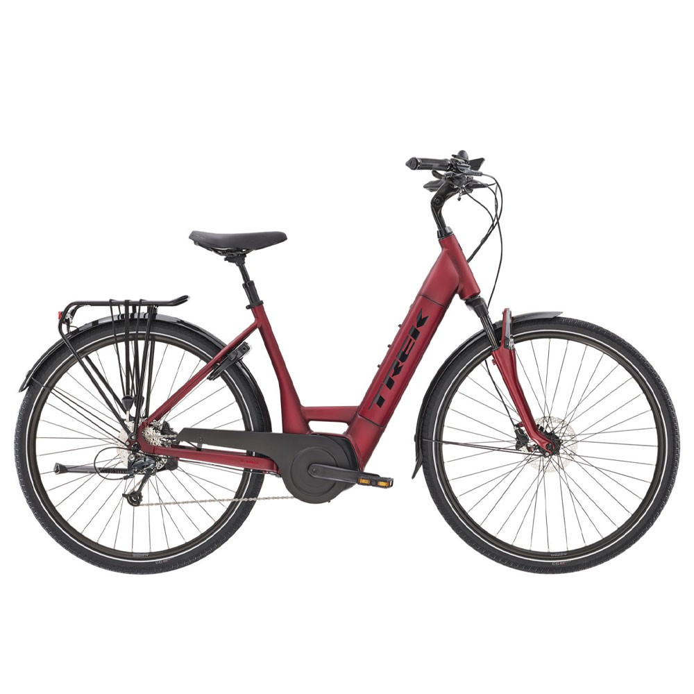 Trek Verve+ 4 Lowstep Electric Bike 2020