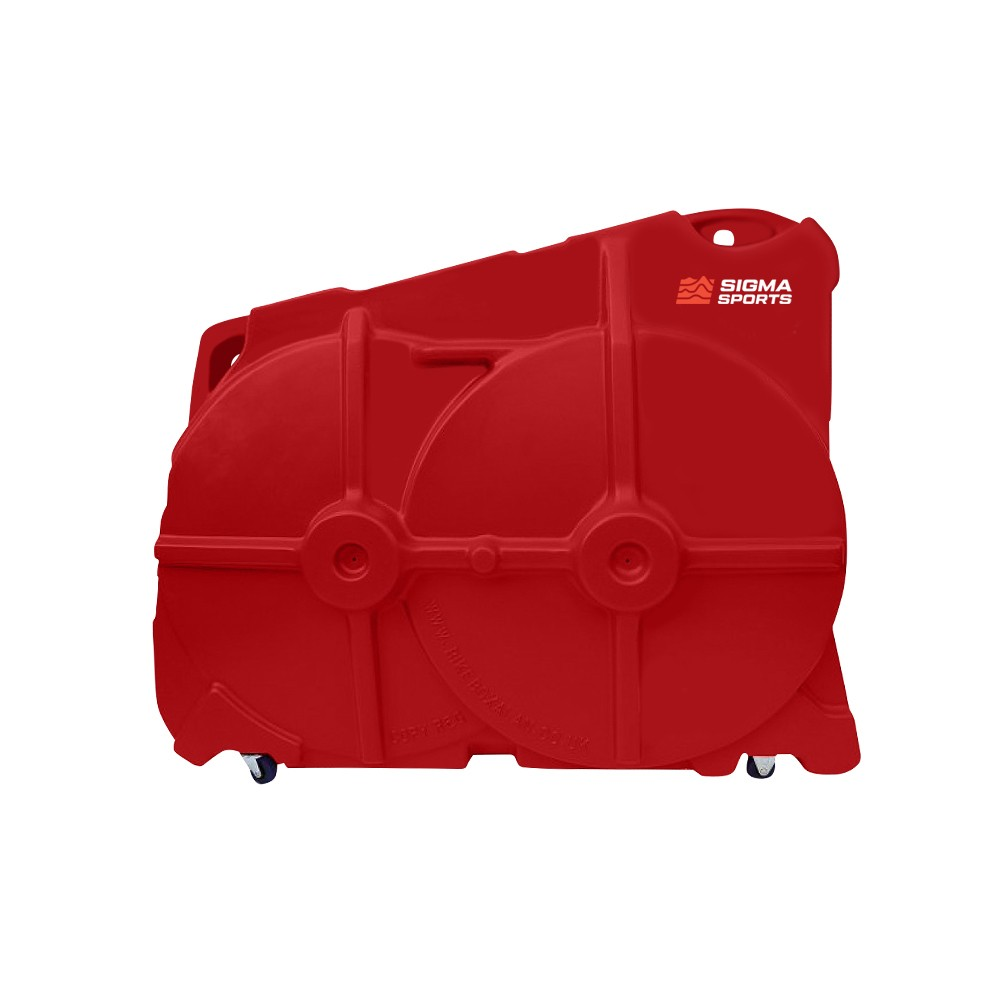 Bike Box Alan Bike Transport Case - Red