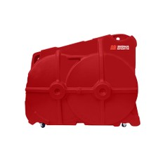 Bike Box Alan Bike Transport Case (Red)