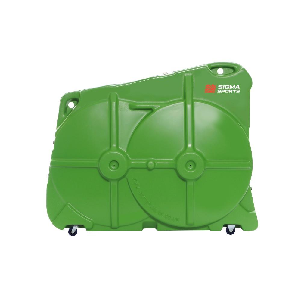 Bike Box Alan Bike Transport Case (Lime Green)