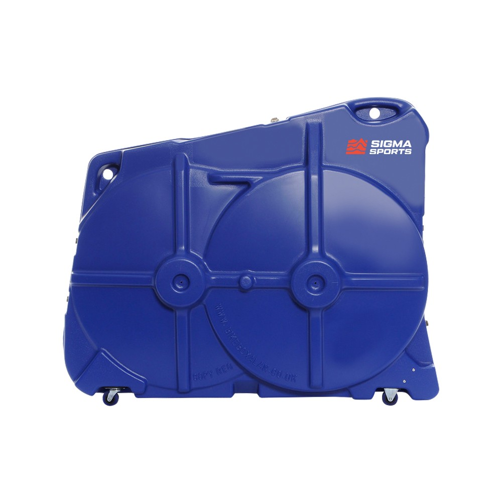 Bike Box Alan Bike Transport Case Blue