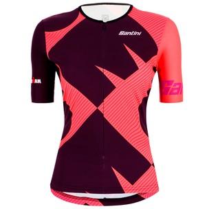 Santini Ironman Cupio Womens Short Sleeve Tri Top
