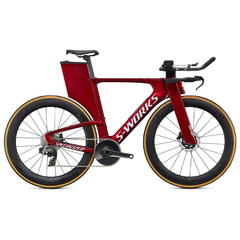 Specialized S-Works Shiv RED ETap AXS Disc TT/Triathlon Bike 2020