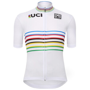 Santini UCI Collection World Champions Masters Short Sleeve Jersey