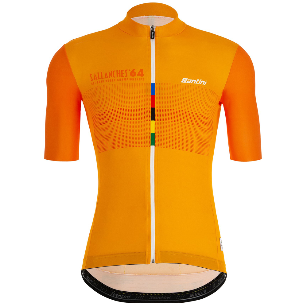 Santini UCI Collection Jan Janssen 1964 Short Sleeve Jersey