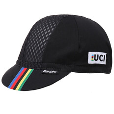 Santini UCI Collection Rainbow Cycling Cap