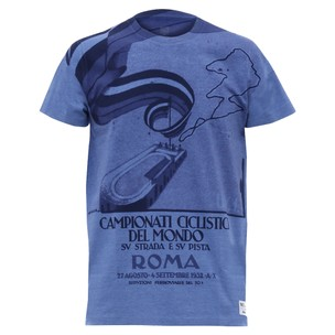 Santini UCI Collection Rainbow T-Shirt