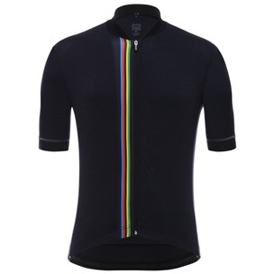 Santini UCI Collection Rainbow Short Sleeve Jersey
