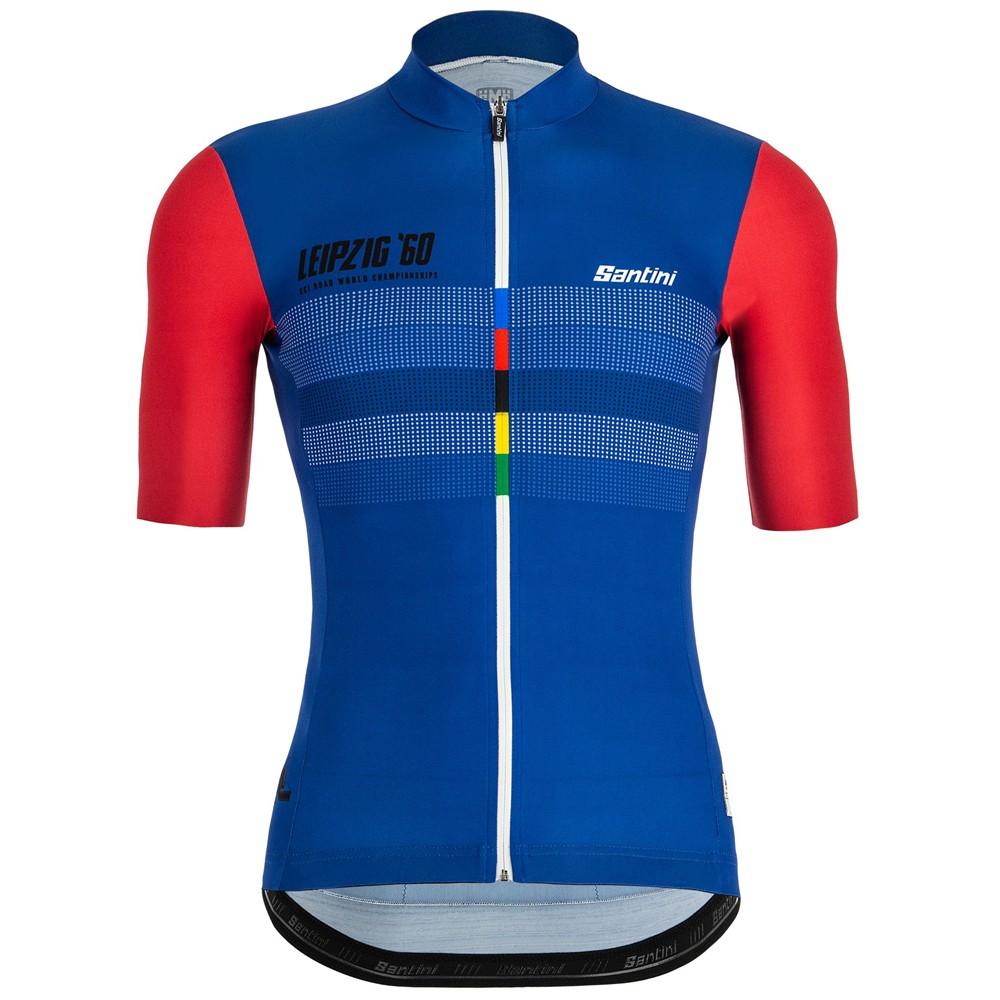 Santini UCI Collection Beryl Burton 1960 Short Sleeve Jersey