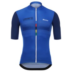 Santini UCI Collection Fausto Coppi 1953 Short Sleeve Jersey