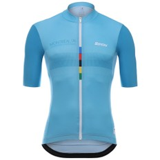 Santini UCI Collection Eddy Merckx 1974 Short Sleeve Jersey