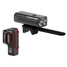 Lezyne Macro Drive 1300XXL/Strip Drive Pro Light Set