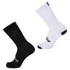 Santini UCI Collection Rainbow Socks