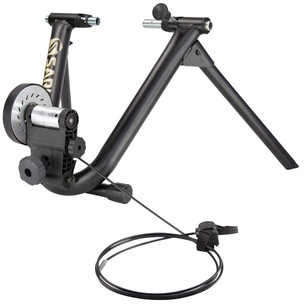 Saris Mag+ Turbo Trainer (Inc Handlebar-Mounted Shifter)