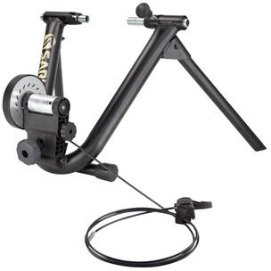 Saris Mag+ Turbo Trainer (Inc Handlebar-Mounted Shifter)
