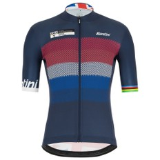Santini National Pride Short Sleeve Jersey