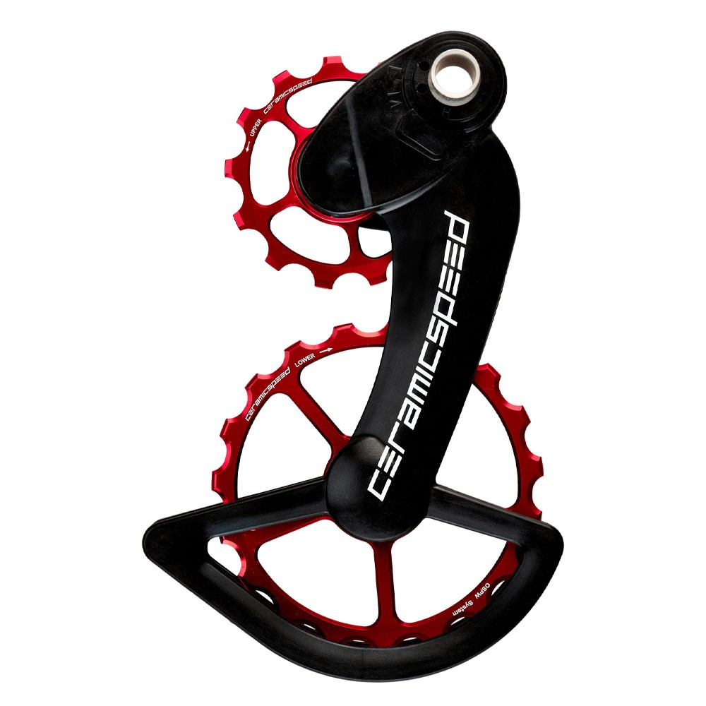 CeramicSpeed Oversized Pulley Wheel System Campagnolo 12-Speed
