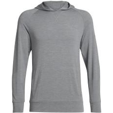 Icebreaker Momentum Hooded Long Sleeve Pullover