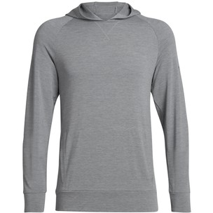 Icebreaker Momentum Hooded Long Sleeve Pullover