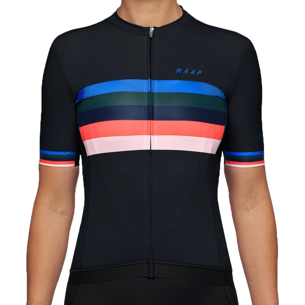 MAAP Worlds Pro Hex Womens Short Sleeve Jersey
