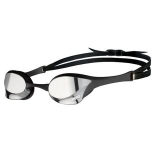 Arena Cobra Ultra Swipe Silver Mirror Goggles
