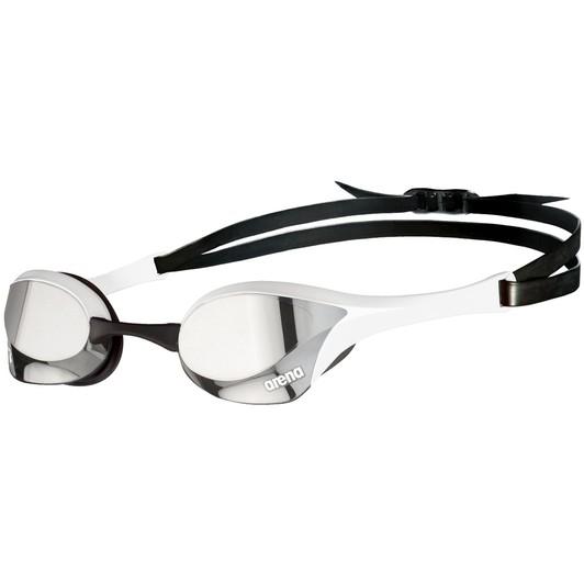 Cobra Ultra Mirror.Arena Cobra Ultra Swipe Silver Mirror Goggle