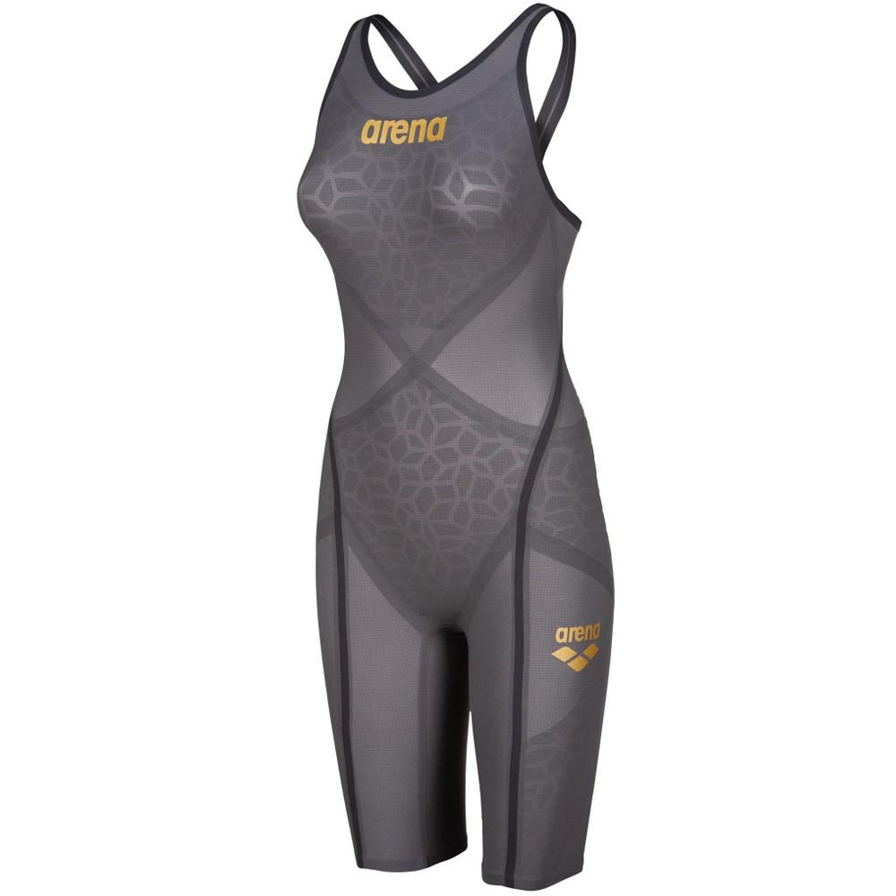 Arena Powerskin Carbon Ultra Fina Full Body Open Back Womens Race Suit