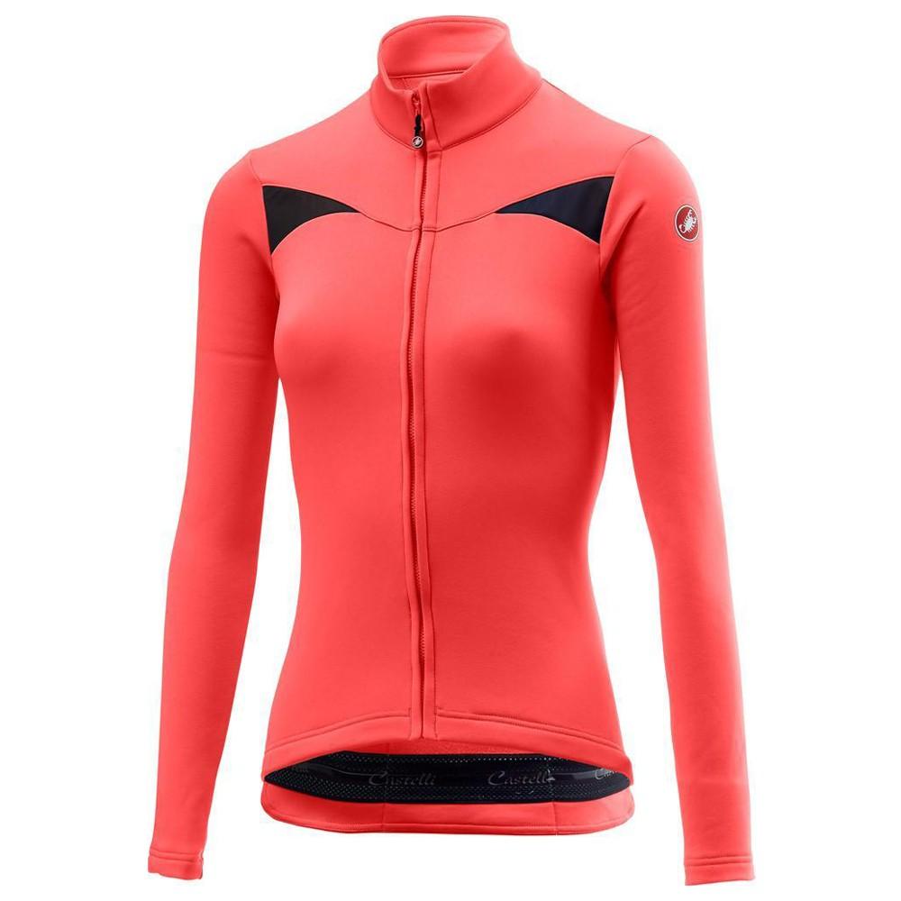 Castelli Sinergia Womens Long Sleeve Jersey