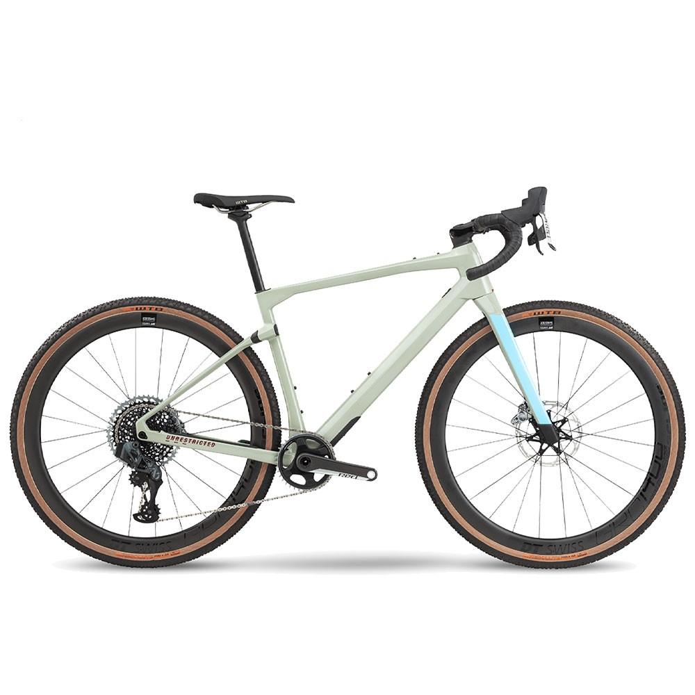 BMC URS One Red ETap AXS HRD Eagle Disc Gravel Bike 2020