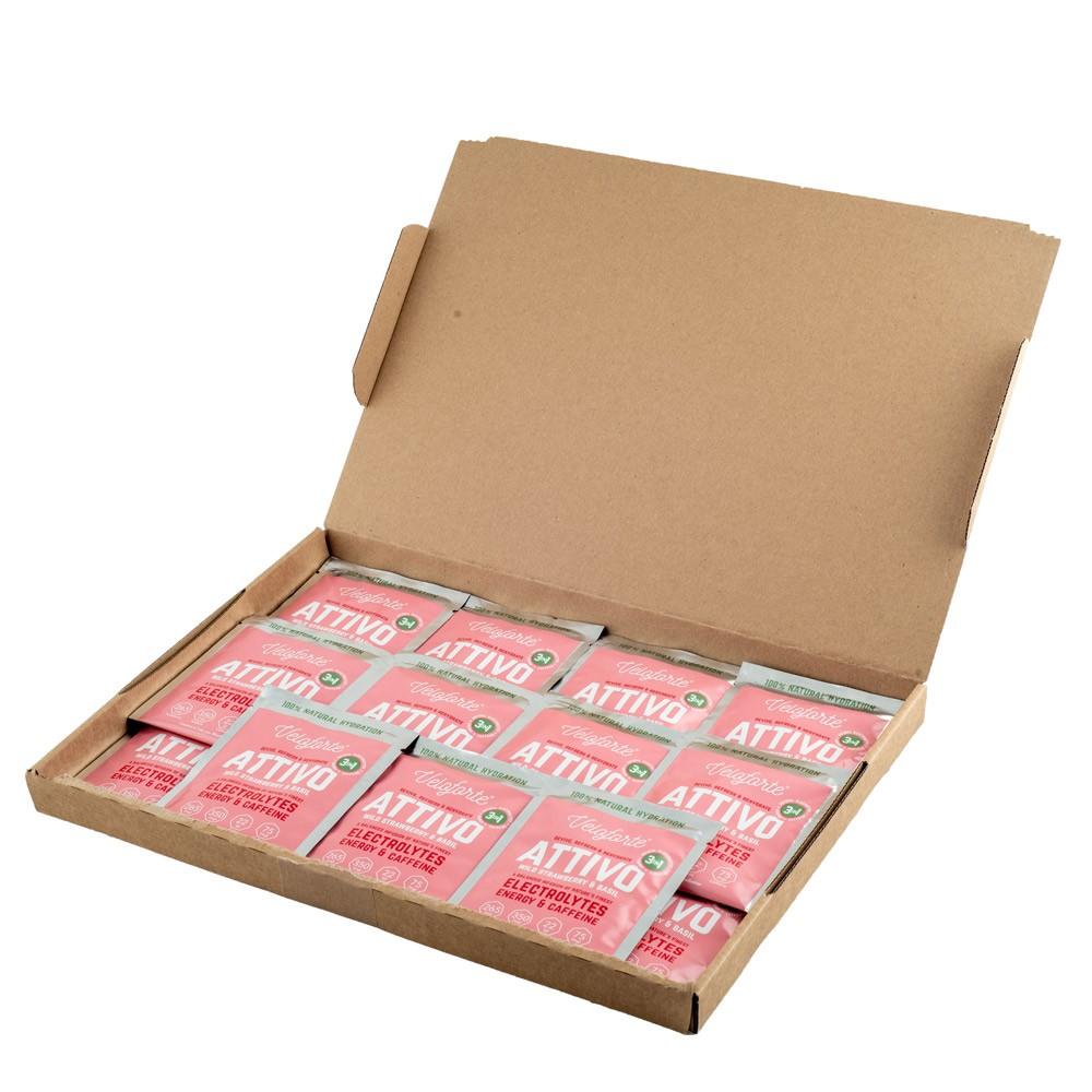 Veloforte Attivo Hydration Sachet Box Of 15 X 25g