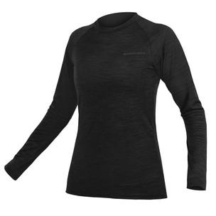 Endura BaaBaa Blend Womens Long Sleeve Base Layer
