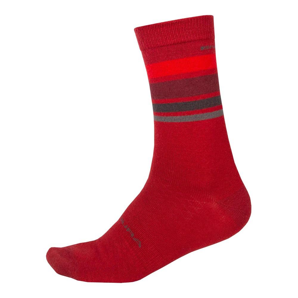Endura BaaBaa Merino Stripe Socks