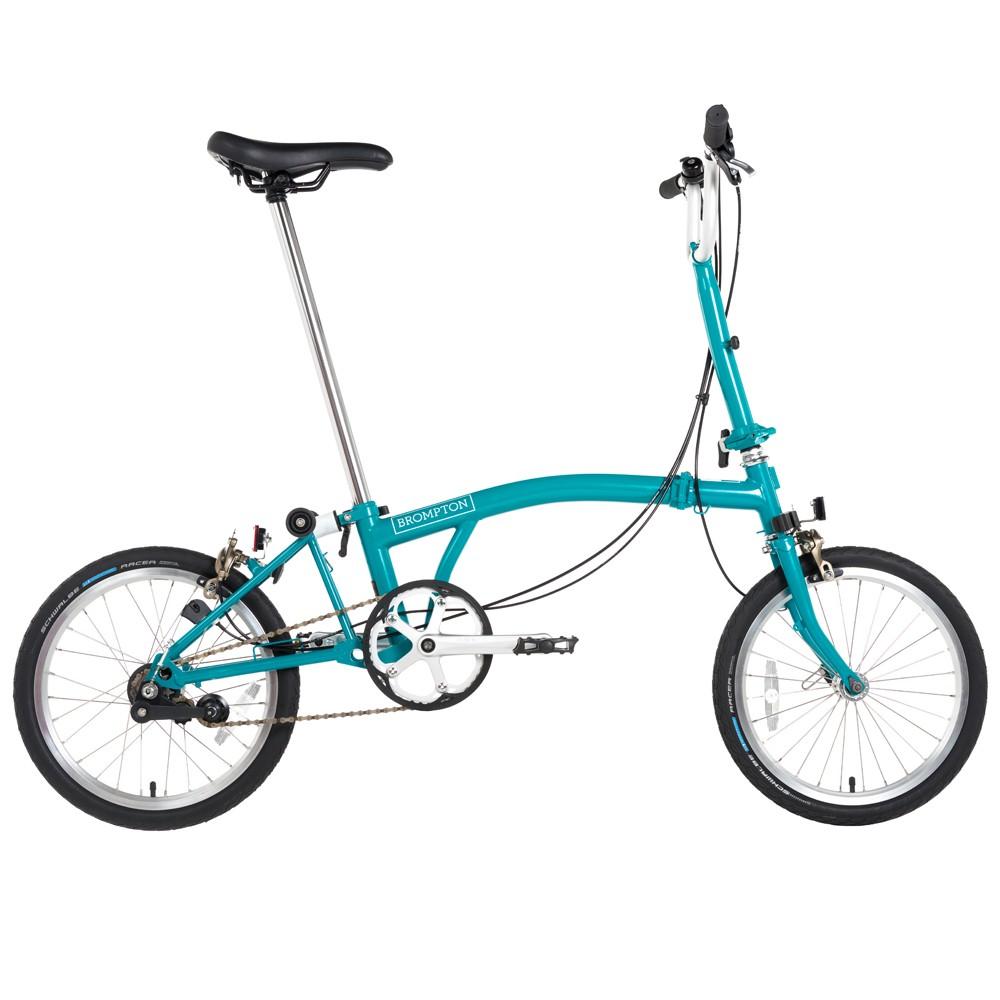Brompton B75 Folding Bike