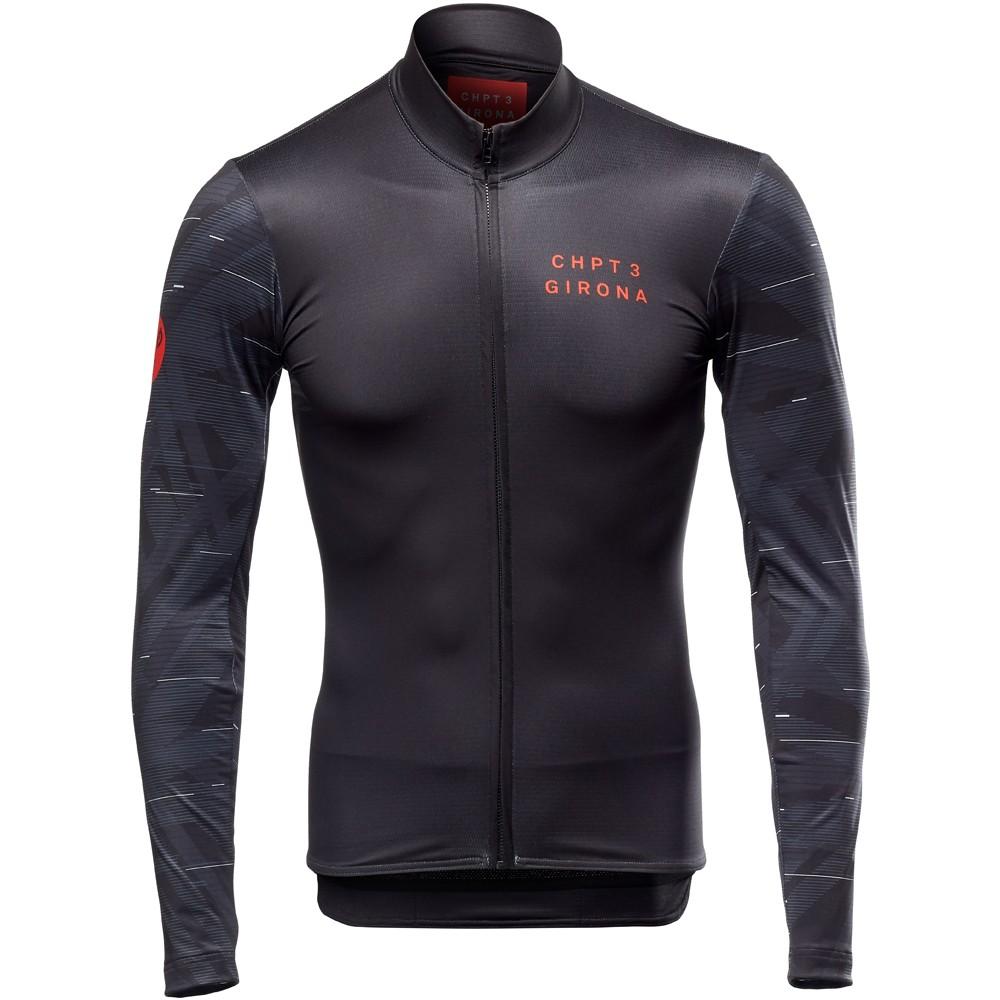 CHPT3 Girona Mid Weight Long Sleeve Jersey