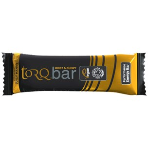 TORQ Organic Energy Bar Box Of 15 X 45g Bars