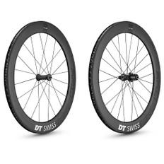 DT Swiss PRC 1400 SPLINE 65mm Clincher Wheelset