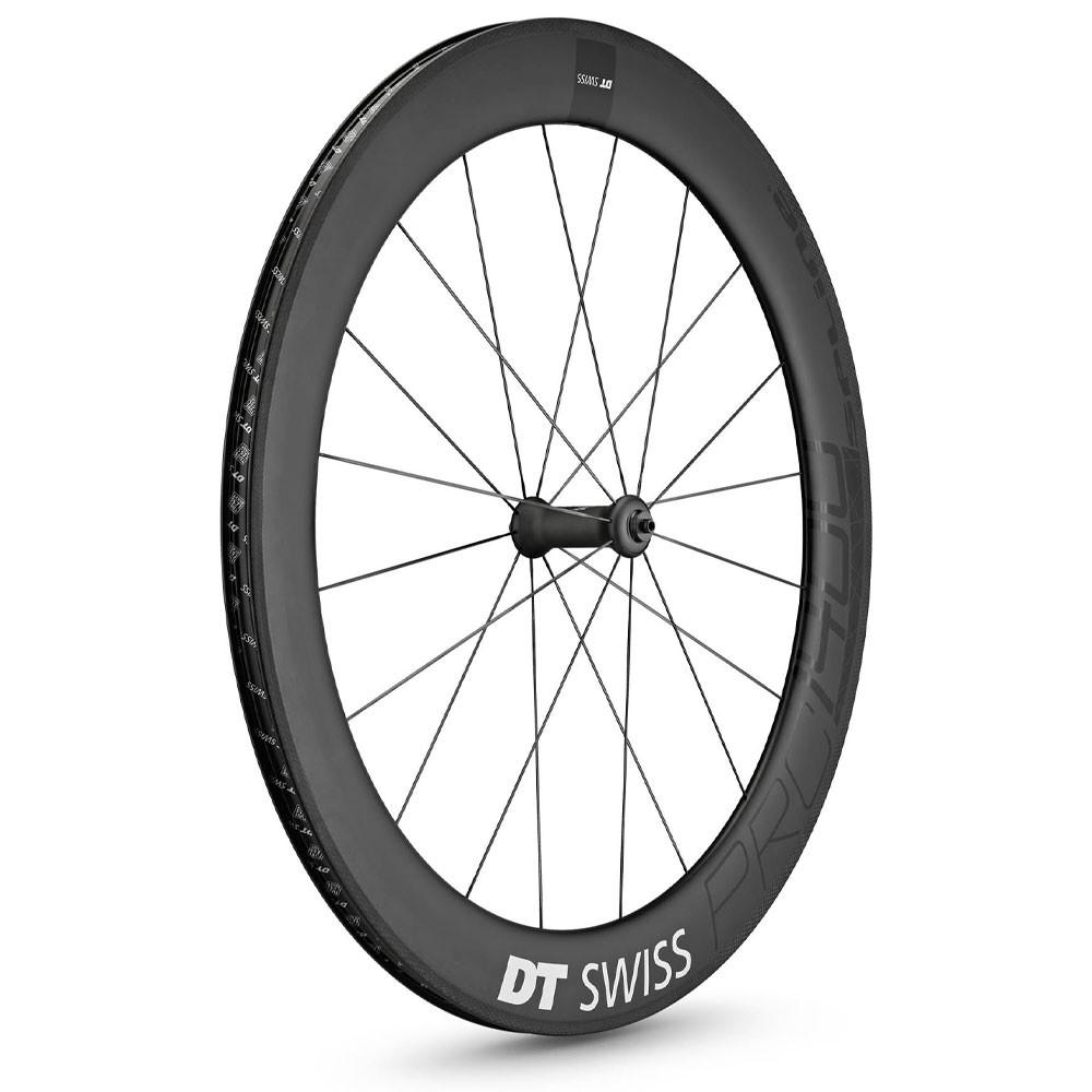 DT Swiss DT Swiss PRC 1400 SPLINE 65mm Clincher Front Wheel